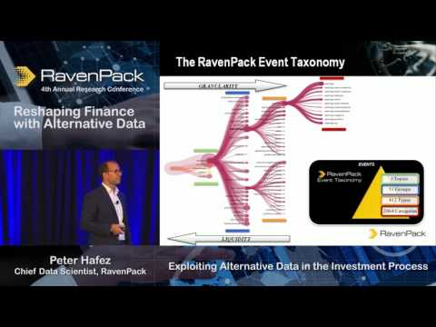 Exploiting Alternative Data in the Investment Process