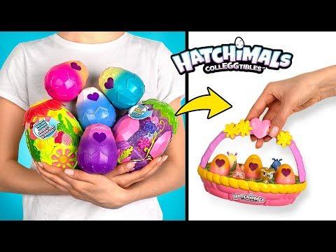 ¡Gran Desembalaje de Pascua! Hatchimals CollEGGtibles y Cutie Pixies 🥚🎨🐇