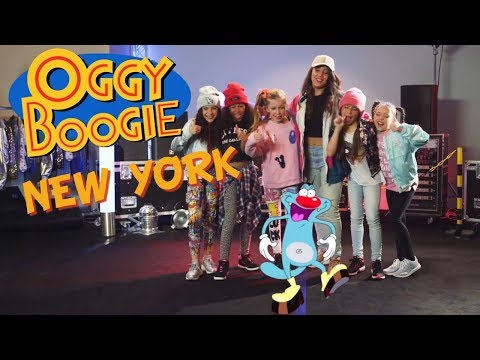 ⭐NEW⭐ Oggy and the Cockroaches - ????Oggy Boogie???? - New York????