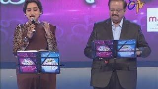 Swarabhishekam & Kalpana Performance Manchu Kurise Velalo Song 13th July 2014