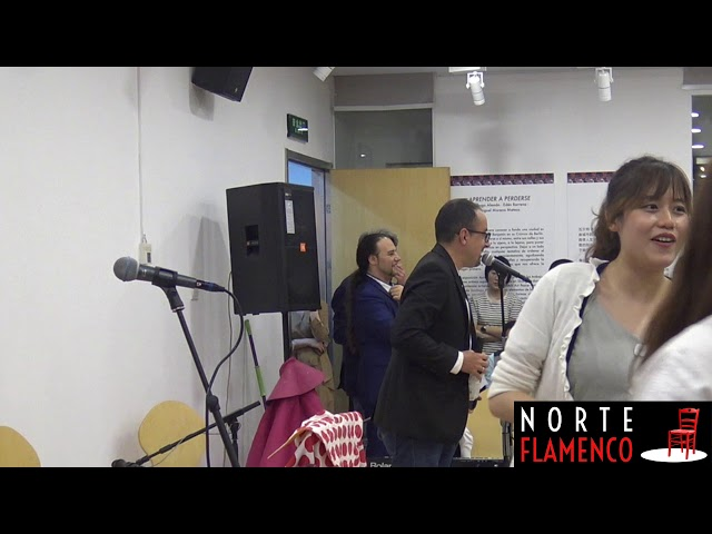 Promo Cervantes Shanghai Norteflamenco España Fantástica