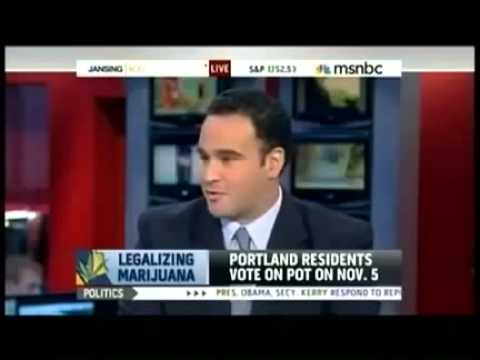 Kevin Sabet on MSNBC's Jansing and Co.