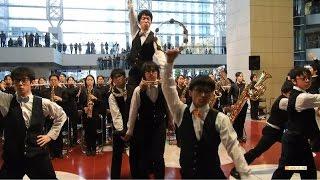 幕張総合高校 「ディープ・パープル・メドレー」 第18回全日本高等学校吹奏楽大会
