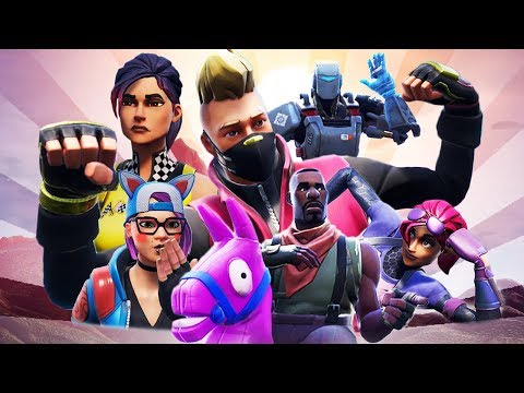DRIFT the MOVIE! | A Fortnite Film [Part 1]