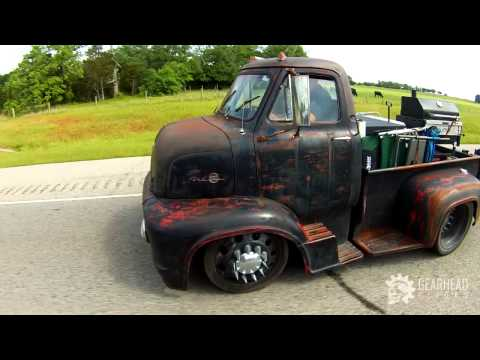 1955 Ford COE Ratrod
