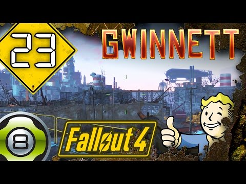 Fallout 4 FR - Ep.23 - Le restaurant et la brasserie de Gwinnett