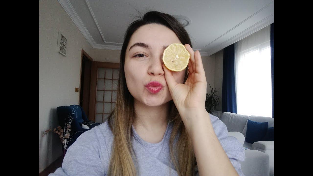 Limonla Peeling Nasıl Yapılır