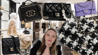 [Virtual] Chanel Luxury Shopping Vlog | Spring Summer Collection 20S