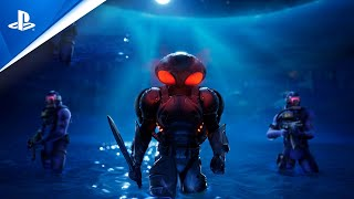 Fortnite - Black Manta Has Arrived | PS4