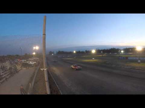 B Stock Main Event - Twin City Raceway - 8/28/2015