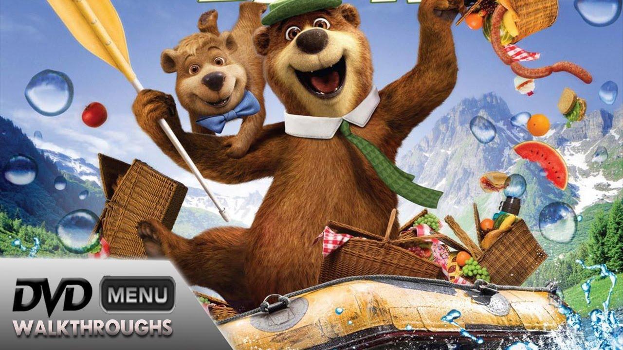 Yogi Bear 2010 11 Dvd Menu Walkthrough Youtube