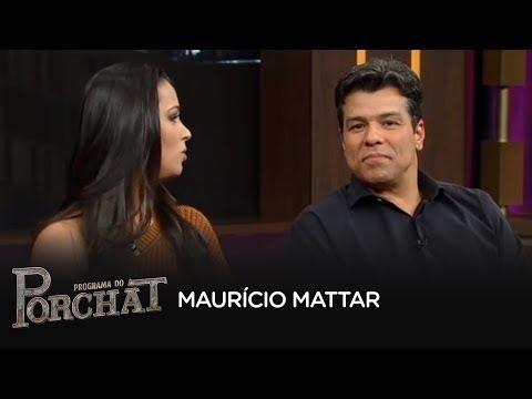 Filhas de Maurício Mattar revelam que as amigas são fãs de seu pai