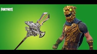 LEGENDARY BATTLE HOUND SKIN GAMEPLAY!! // LUCK OF THE IRISH UPDATE!! (FORTNITE BATTLE ROYALE)