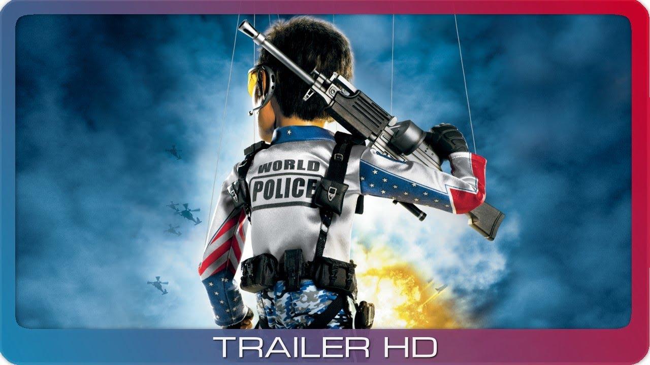 Team America: World Police ≣ 2004 ≣ Trailer ≣ German | Deutsch