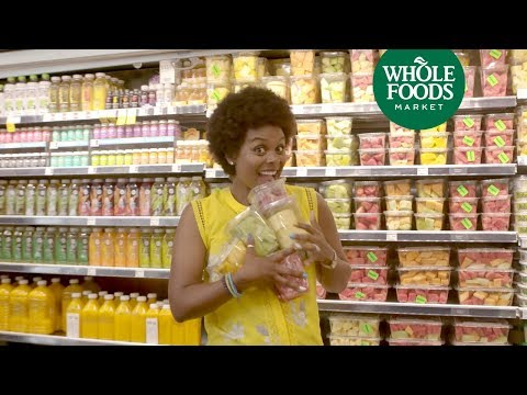 Tabitha Brown's Plant-Based Summer Whole Foods Market Haul