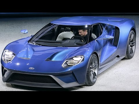 Ford Gt  Ford Shelby Gt  Ford F  Auf Der Naias