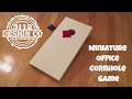 Mini Office Cornhole Game - Episode 8