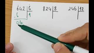 4. Sınıf Bölme İşlemleri