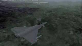 Super EF2000 Game Music - Track 2