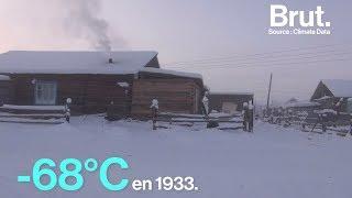 Bienvenue à Oïmiakon, la ville la plus froide au monde