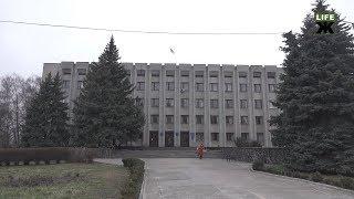Конфлікт через зміну місця голосування у Житомирі