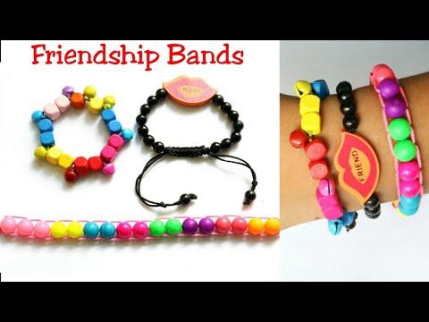 Bracelets Friendshipbands 3 Easy Bracelets Making Beads Bracelets