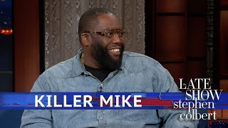 Killer Mike Started 'The Church Of Sleep'