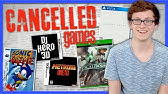 Cancelled Games - Scott The Woz
