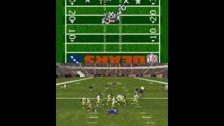 Nintendo DS ► Madden NFL 09