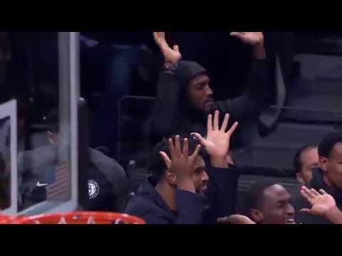 New York Knicks vs Brooklyn Nets   October 19, 2018