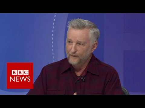 Billy Bragg on Question Time: What kind of country are we? - BBC News