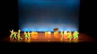 香港學界舞蹈比賽-低小群舞甲級獎 - 蛙蛙樂(福德學校)