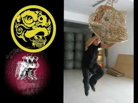 WA Chung Wah Lion Dance Troupe Training Camp MTV