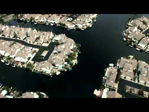 Turbo Ace Matrix Quadcopter and Blackmagic Pocket Cinema Camera unedited aerial footage