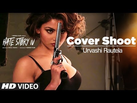 Hate Story IV: Cover Shoot | Urvashi Rautela