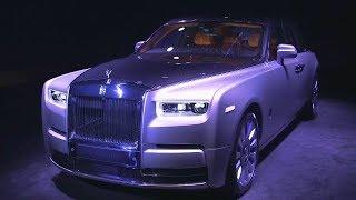 Новый Rolls-Royce Phantom – роскошь, тишина и технологичность (новости)