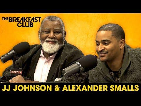 Chefs JJ Johnson & Alexander Smalls Discuss Their Book 'Between Harlem & Heaven'