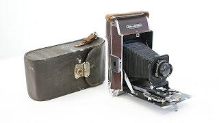 Обзор Фотоаппарат Момент СССР 1952 год