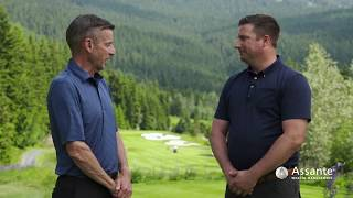 Canada's Most Challenging Golf Courses - Fairmont Chateau Whistler