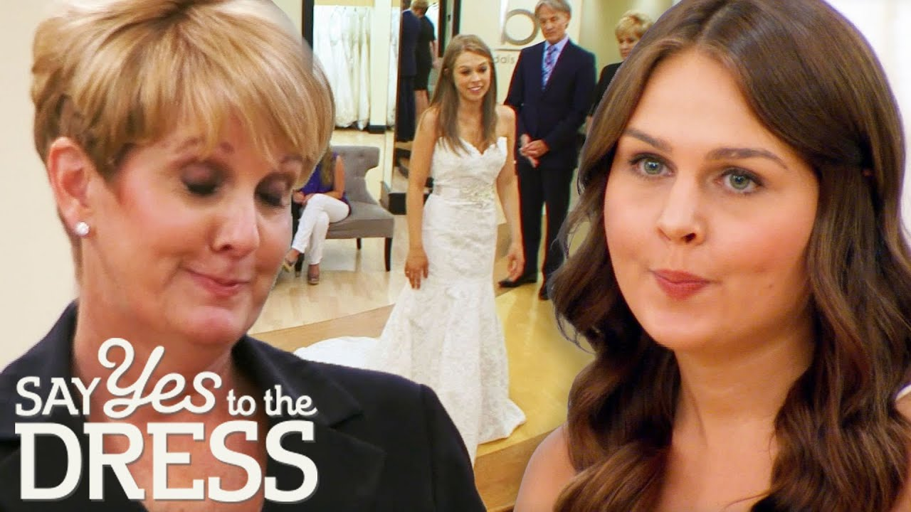 Bride Rebels Against Her Fashion Diva Bridesmaid | Say Yes To The Dress Atlanta