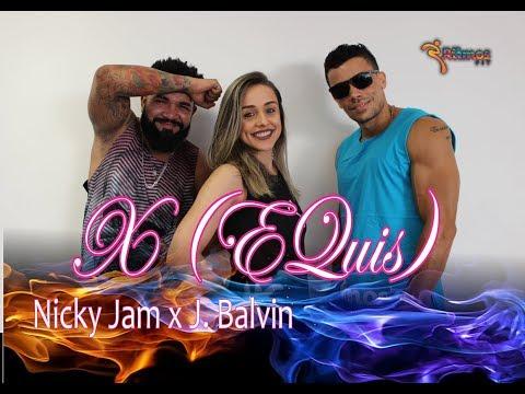 X EQUIS l Nicky Jam x J Balvin l Coreografia l Ritmos Fit