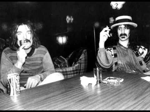 Frank Zappa - Willie The Pimp (w/ Beefheart on vocals) - 1975, Boston (audio)