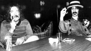 Frank Zappa - Willie The Pimp (w/ Beefheart on vocals) - 1975, Boston (audio)