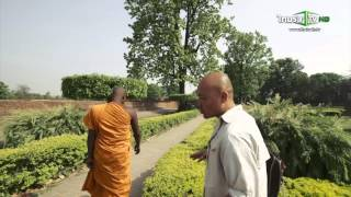 คนเบิกทาง : ตามรอยพระพุทธศาสนา ประเทศอินเดีย 1 มิ.ย.58 (3/4)