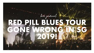 Download Maroon 5 Red Pill Blues Tour 2019 GONE WRONG in Singapore! | CHIA #HerJournal Mp3