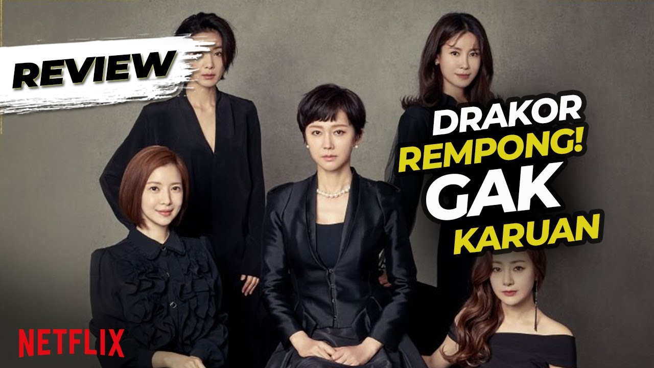 Review SKY CASTLE - Drakor Paling Rempong (2018)