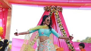 My Surprise Bridal entry!! Kithe reh gaya by Neeti Mohan