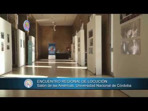 Encuentro Regional de Locución - Córdoba