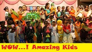WOW...! Amazing Kids | You will Love them | Children's day | Tiny Kids Play Home A/C