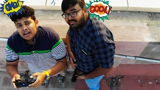 To Madurai - Bloopers of Drone Shots